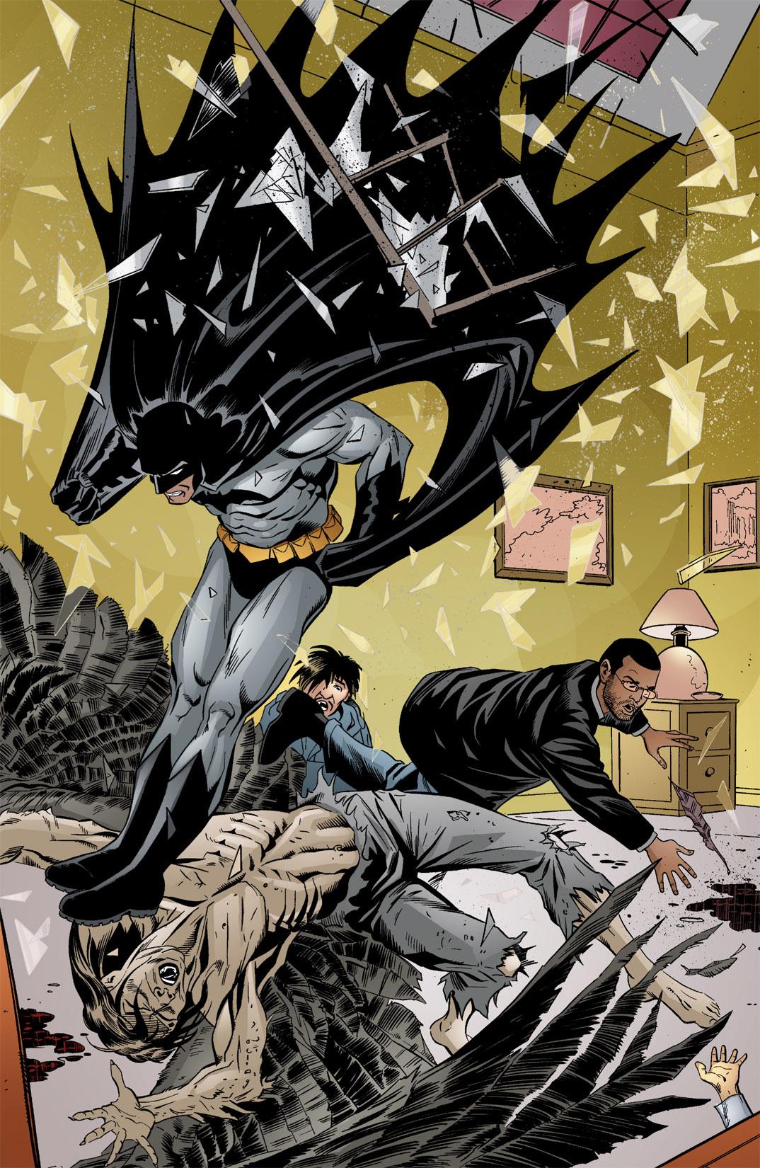 Detective Comics (1937) 769 Page 19