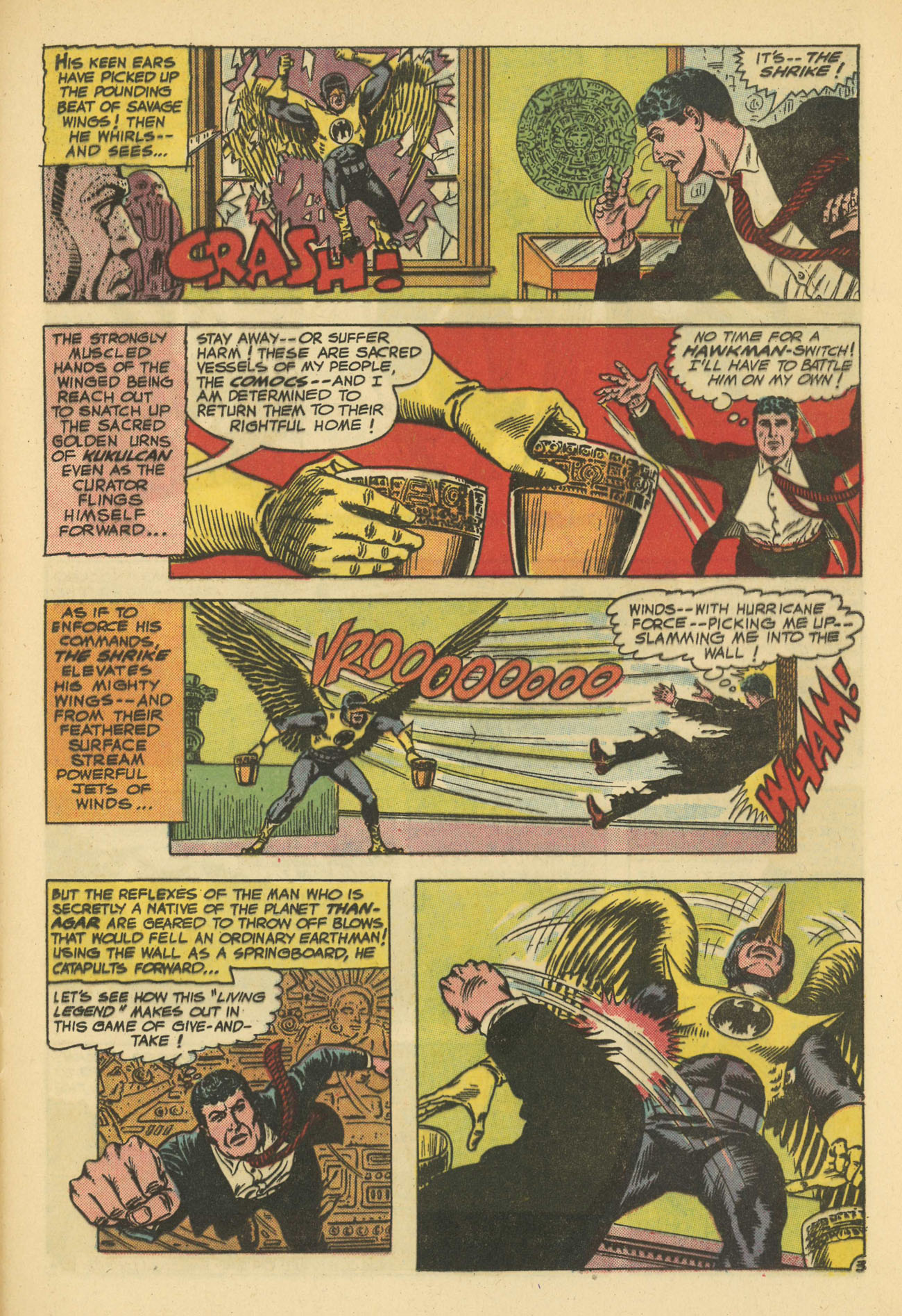 Hawkman (1964) issue 11 - Page 5