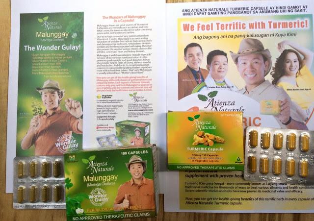 atienza naturale turmeric benefits