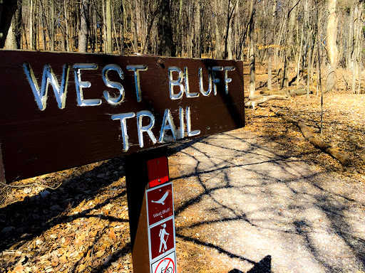 West Bluff Trail - Devil's Lake State Park