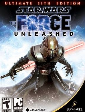 PC Games Star Wars The Force Unleashed