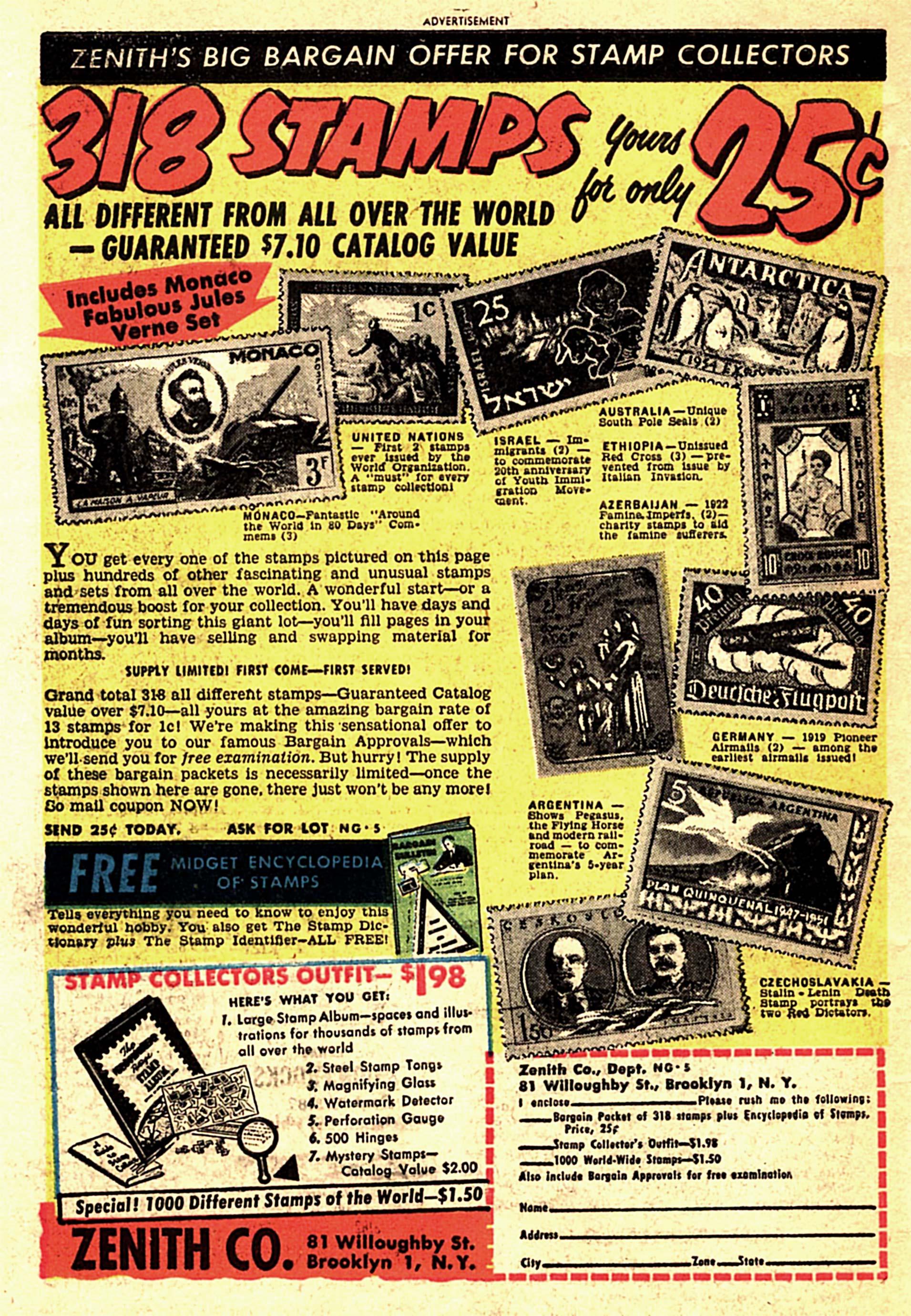Strange Adventures (1950) issue 66 - Page 34