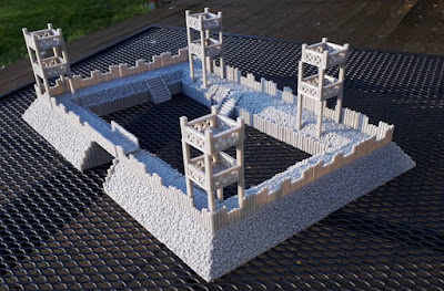 Test Printed My Roman Fort picture 2