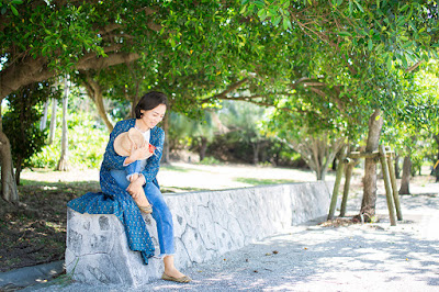 沖縄 女性ポートレート プロフィール写真撮影