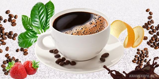 çikolatalı çilekli türk kahvesi nasıl yapılır evde - www.kahvekafe.net