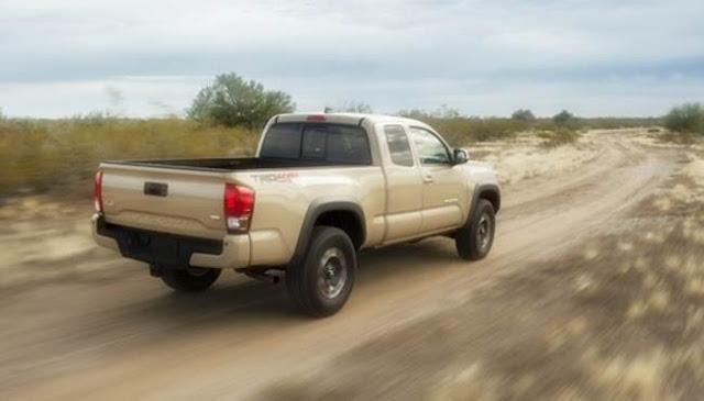 2018 Toyota Tacoma TRD Pro Redesign