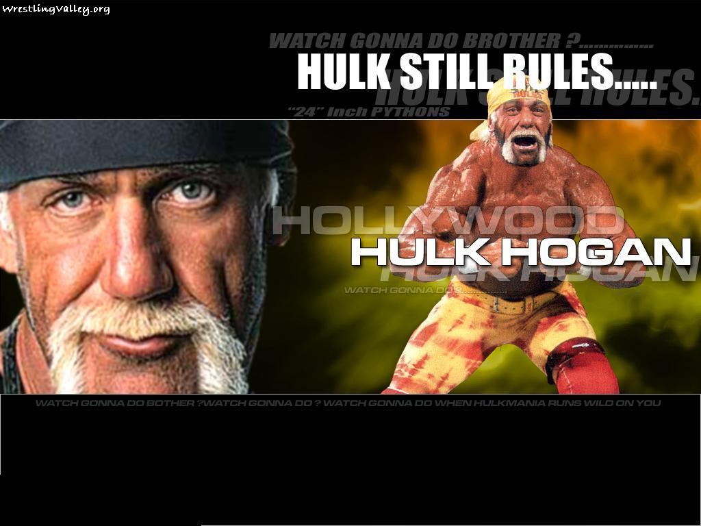 Hogan Hulk World Information Hulk Hogan