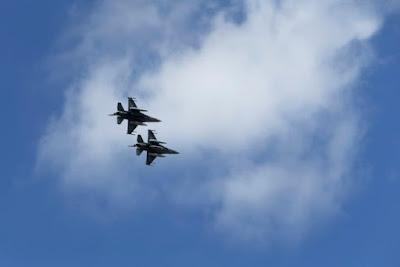 Έφαγαν «ξύλο» οι Τούρκοι από τα «γεράκια» της ΠΑ: Πώς τα δύο F-16 έφθασαν στην Κύπρο – Ηχηρό μήνυμα από τα Ελληνικά «φτερά»