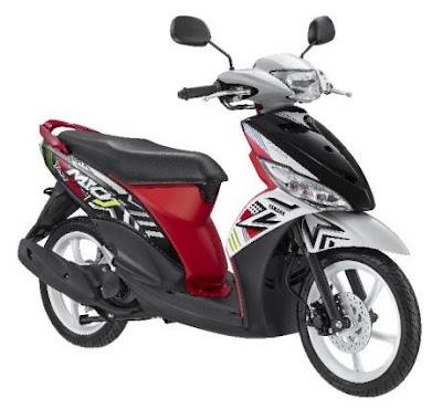Motor MIO J Terbaru 2013