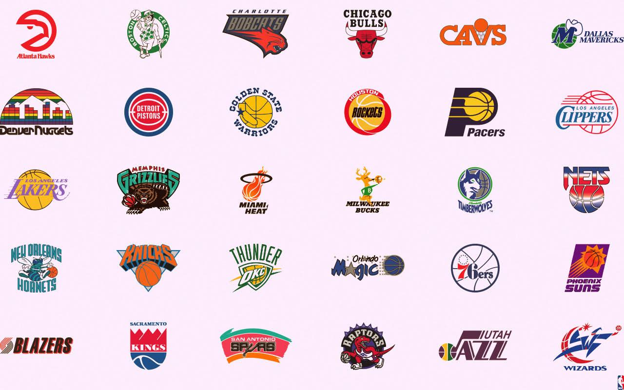 Basketball Pics Nba >> All Logos: NBA Logos