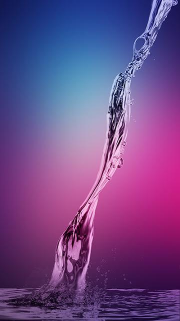 Drop Wallpaper Galaxy A9 Pro