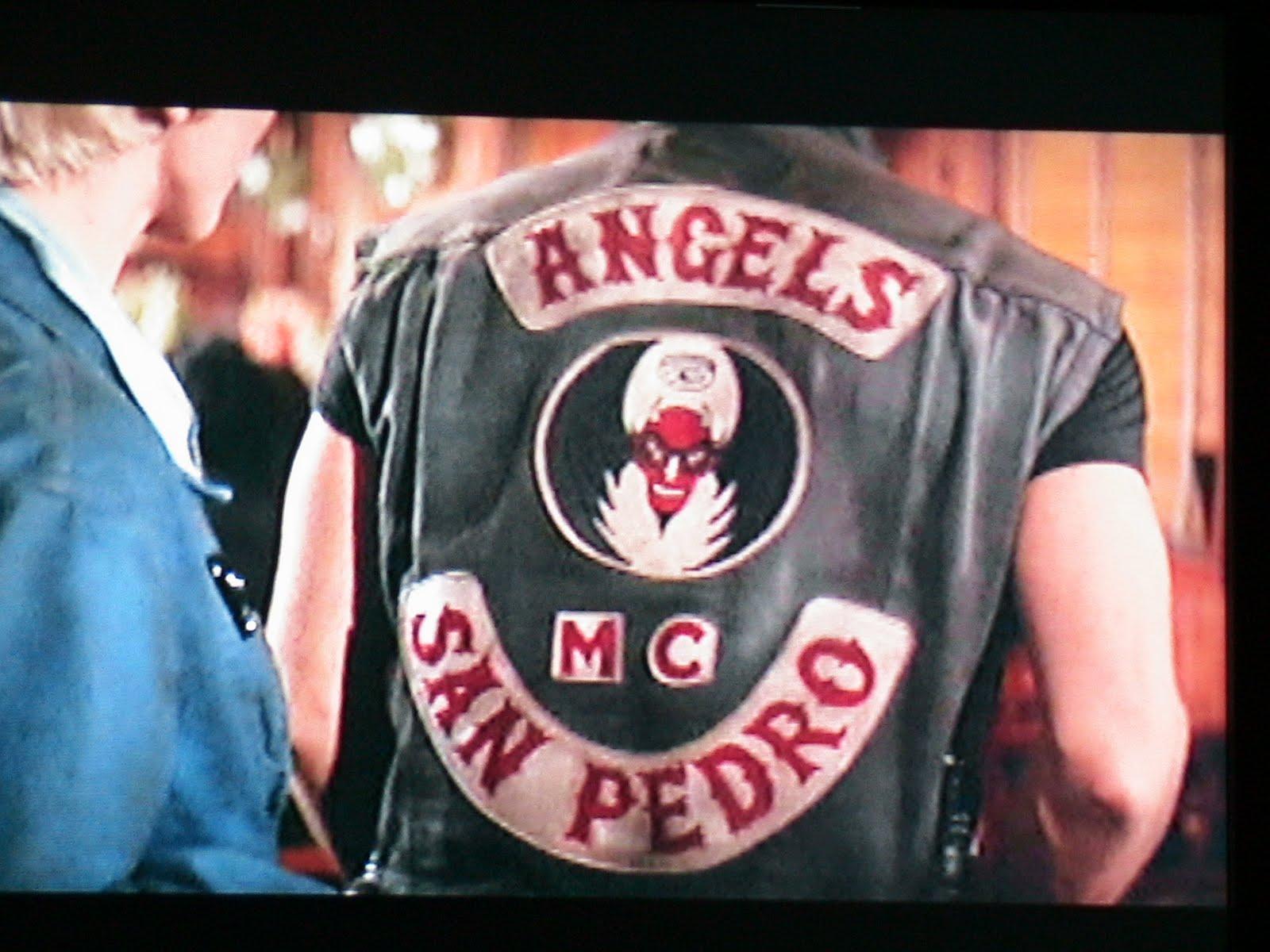 Hells Angels Vest