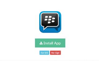 Cara Instal dan Menggunakan 2 Aplikasi BBM di Iphone Tanpa Jailbreak