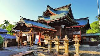 人文研究見聞録:千代神社 [滋賀県]