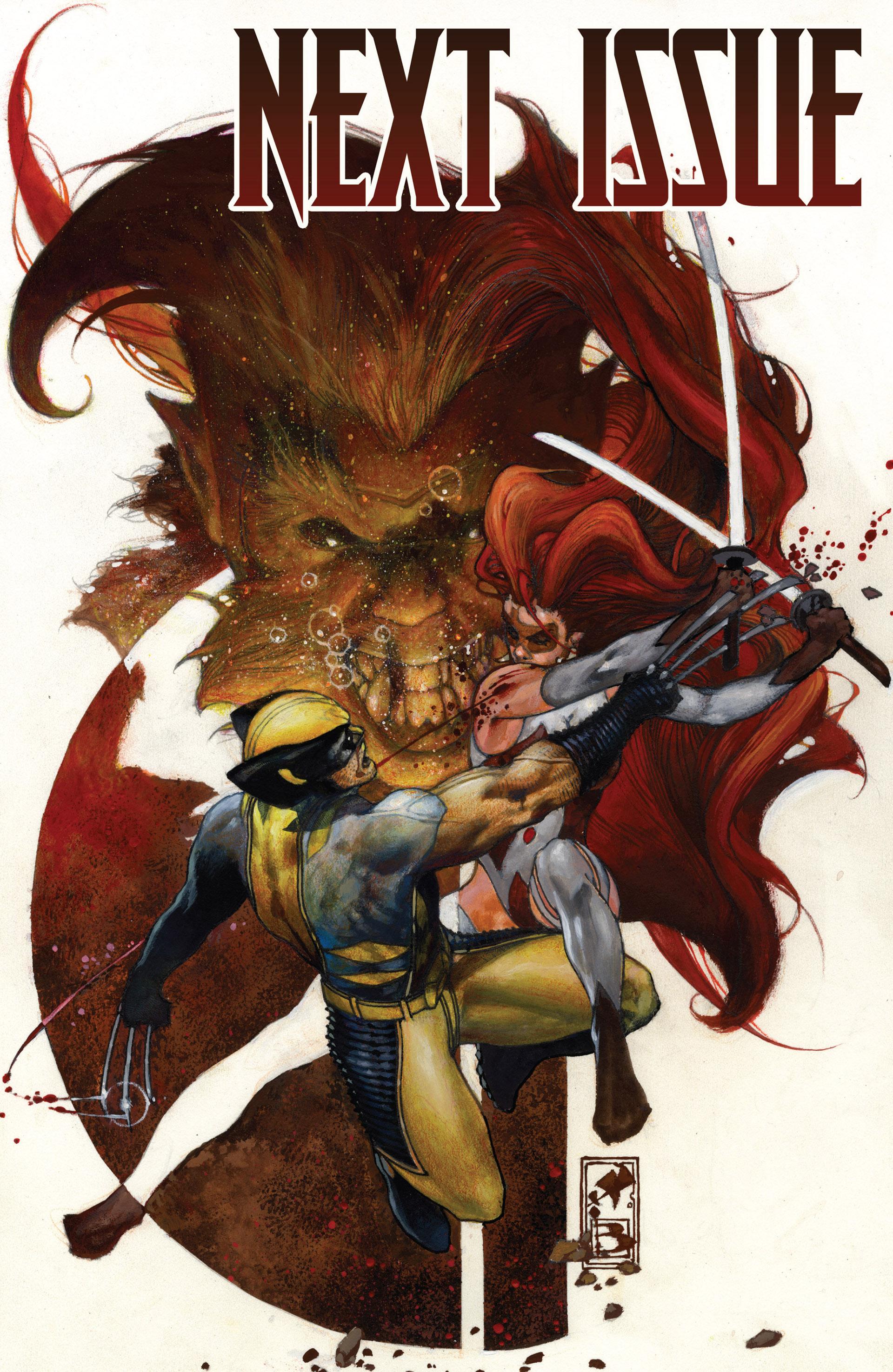 Wolverine (2010) 312 Page 1