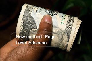 Cara Memasang Iklan Page Level Adsense - Tips Menaikkan Pendapatan Adsense