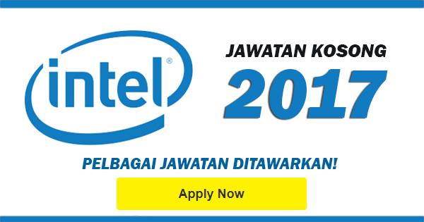 Jawatan Kosong di Intel Malaysia 2017