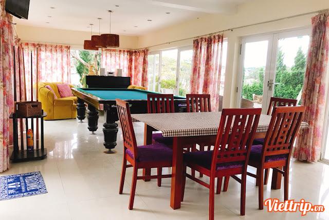 Phòng khác - Pasteur villa đà lạt