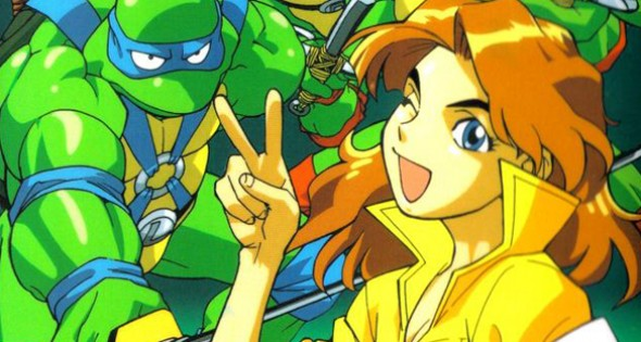 Tmnt Entity Mutant Turtles Gaiden Quickie Review