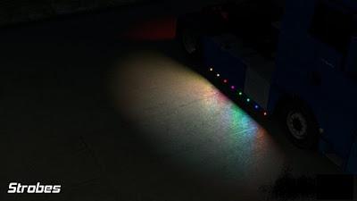 Boreman LED Marker Lights