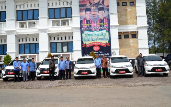 Walikota Pariaman Mukhlis Rahman : Keberhasilan Pembangunan Kota Pariaman Tidak Terlepas Dukungan dan Pemikiran DPRD