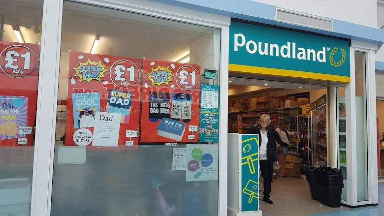 Poundland,一英鎊商店
