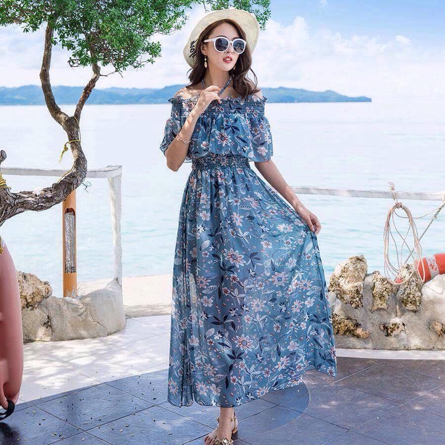 Dam di bien o Thanh Tri