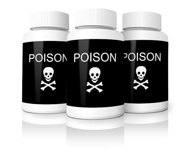 Is carrom powder harmful?