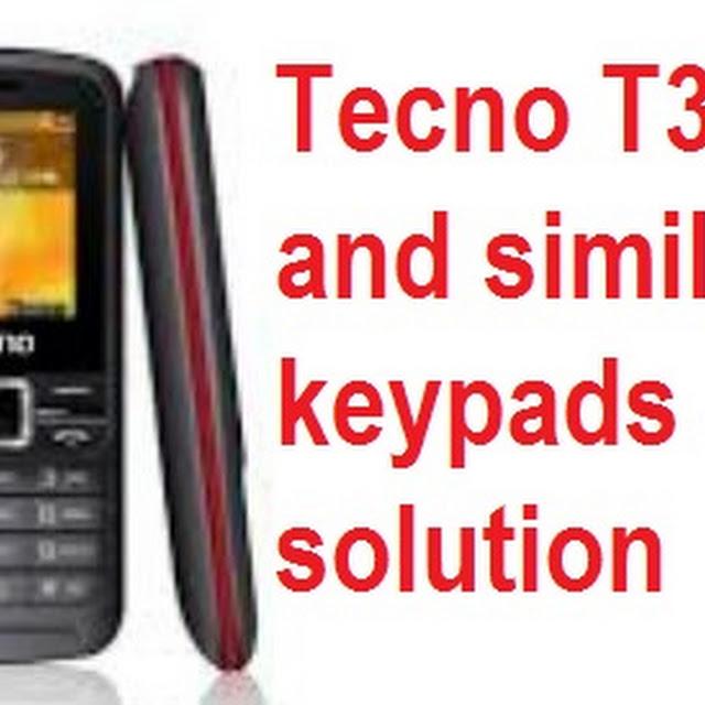 Tecno T465 Hard Reset