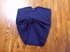 DIY transformación de una sudadera o un suéter