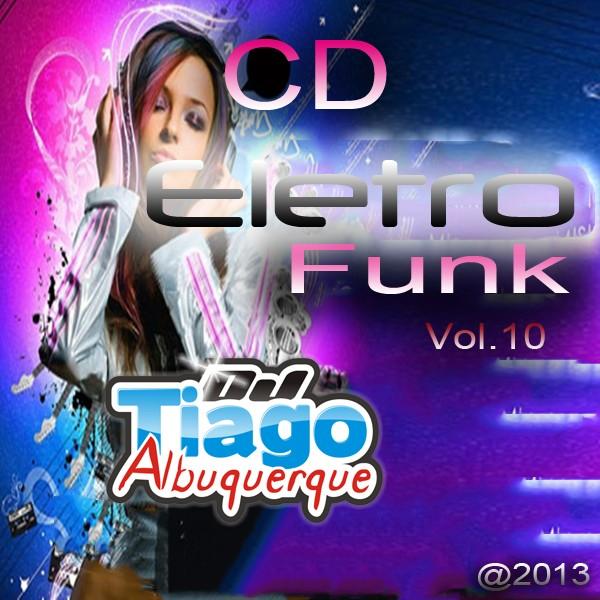 cd eletro funk novembro 2012
