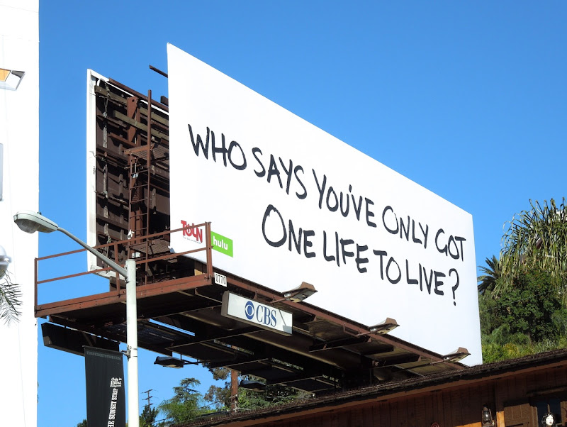 One Life To Live Online Network teaser billboard