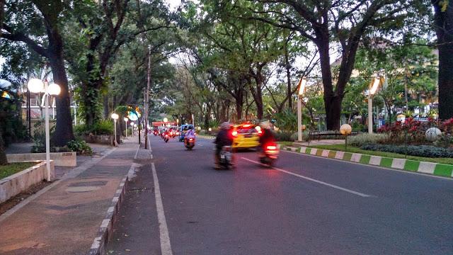 Jalan Bandung Kota Malang