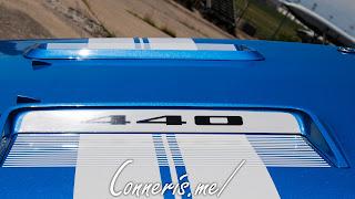 Plymouth GTX 446 Hood
