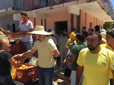 """Coligação """"Felipe Guerra pode Mais"""" inaugura Comitê em Felipe Guerra"""