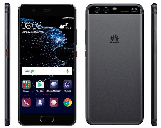 Huawei P10 And P10 Plus Specs Comparison