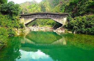 Chinese wooden arch bridges, ETHNIKKA blog for cultural knowledge