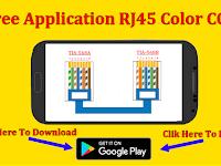 Rj 45 Color Code Diagram