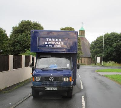 Tardis removals