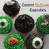 The Easiest Ever Decorated Halloween Cupcakes