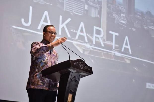 Setahun Pemerintahan Anies, Ekonomi Jakarta Tumbuh Kondusif