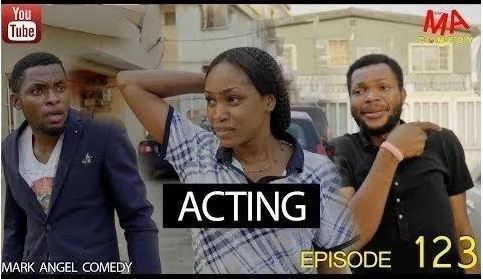 Mark Angel Comedy – ACTING (Episode 123) [Download Video]