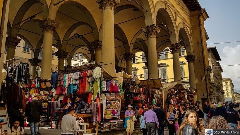 Mercado del Porcellino - O que fazer em Florença, Itália