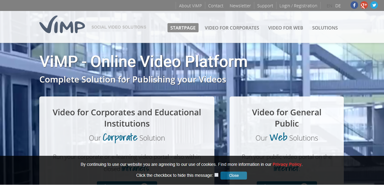 7 Best Free & Open source Video CMS For Sharing Videos