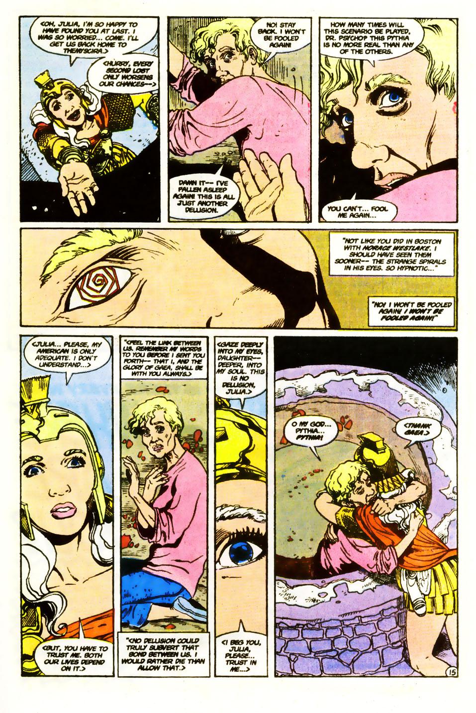 Read online Wonder Woman (1987) comic -  Issue #59 - 17