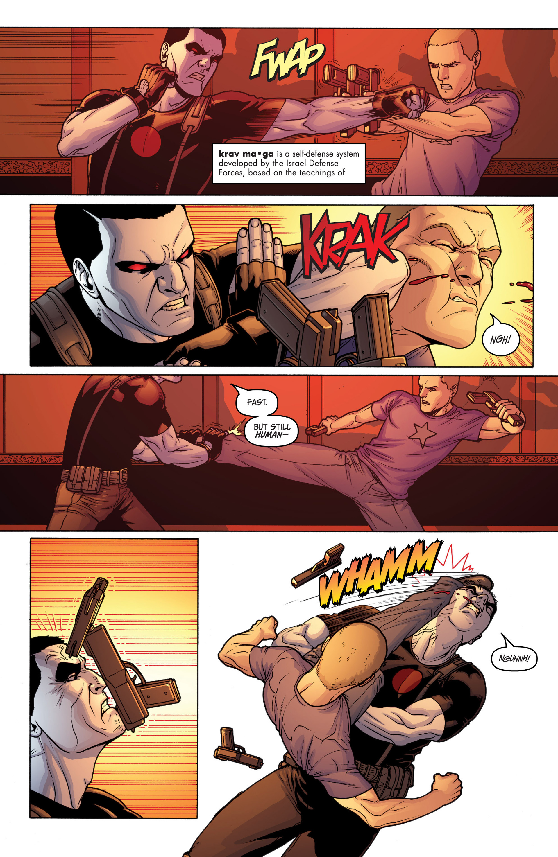 Archer and Armstrong 18 Page 18