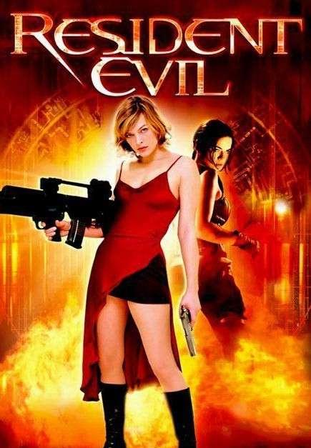 Hình ảnh Resident Evil Vùng Đất Quỷ Dữ