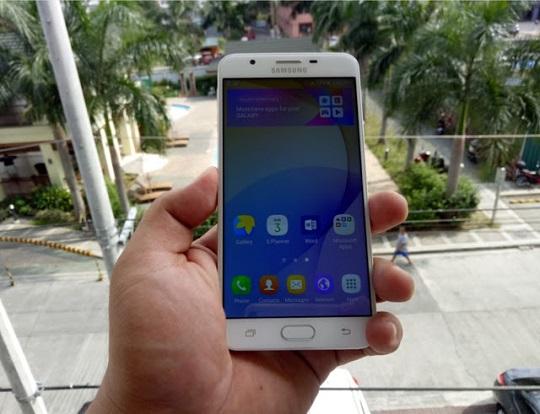 Samsung Galaxy J7 Prime Review; Grade A