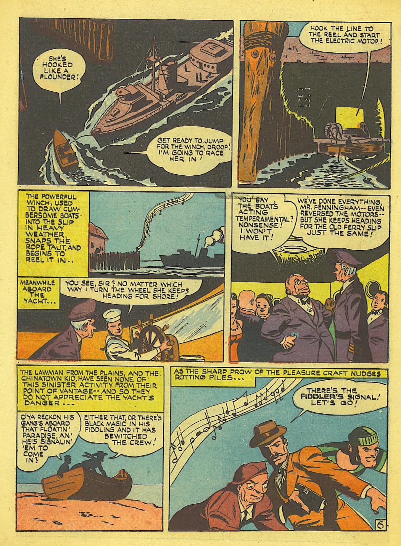 Action Comics (1938) 59 Page 22