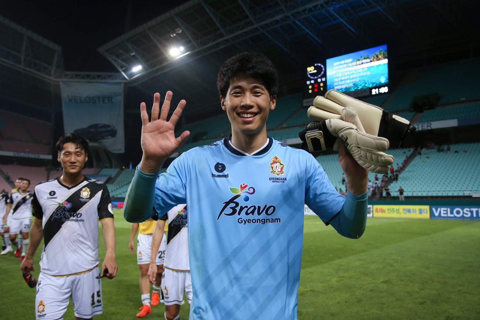 The K League United Elimination Game - Round 17